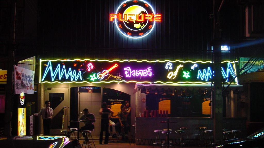 Phuket Town Nightlife