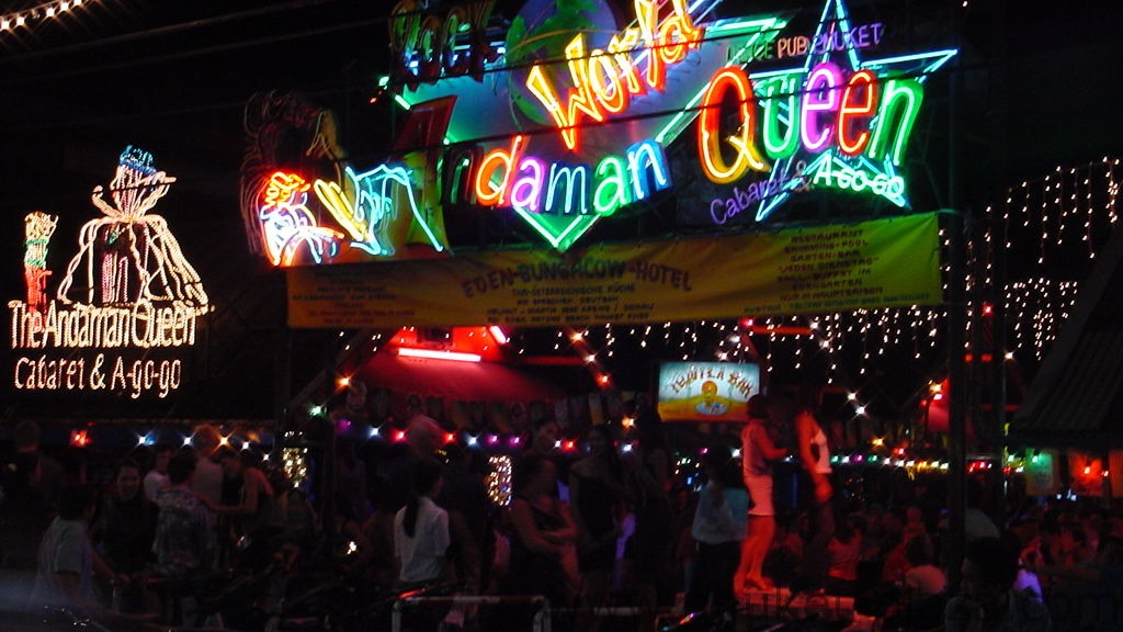 Patong Nightlife