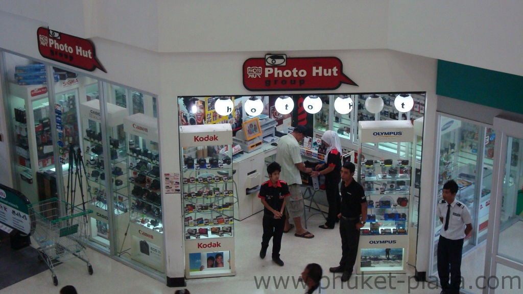 phuket photos shopping tesco lotus